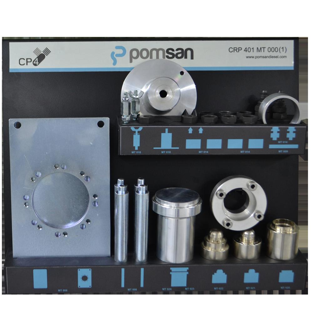 CP1-CP2-CP3-CP4 Repair Tools